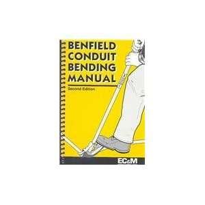 Benfield Condui Bending Manual (9780872885103) Jack
