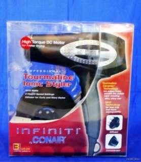 Ionic Hair Dryer High Torque Motor #207P NEW 074108082213
