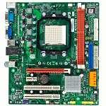 ECS MCP61M M3 NVIDIA GEFORCE 6150SE SOCKET AM3 MOTHERBOARD w/ VGA