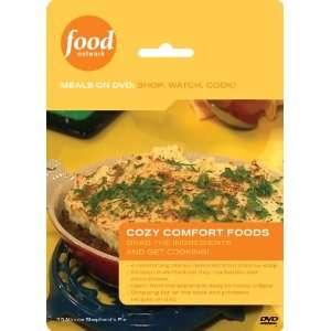 Food Network Meals on DVD: Shop, Watch, Cook! Cozy Comfort