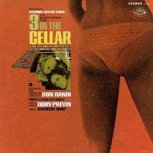 cellar LP SOUNDTRACK, Don Randi, Dory Previn, Hamilton Camp Music