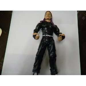 WWF Wrestling Jeff Hardy Action Figure By Jakks Pacific