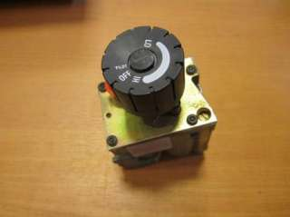 Eurosit 0630513 Thermostat Control Heater Fireplace Natural Gas
