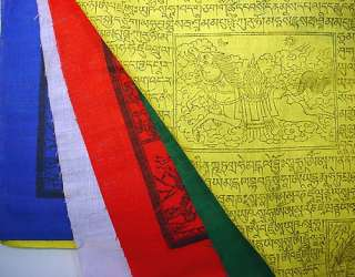 tibetan prayer flags lungta windhorse traditional lung ta tibet prayer
