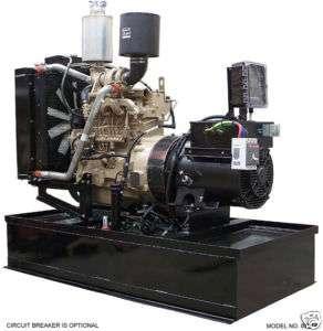 Stateline Power John Deere 30,000 30KW Generator 30 KW