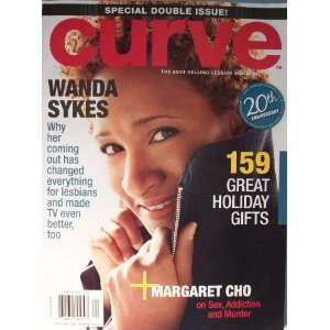 Curve Magazine: Wanda Sykes ((Nov/Dec 2010)): Various