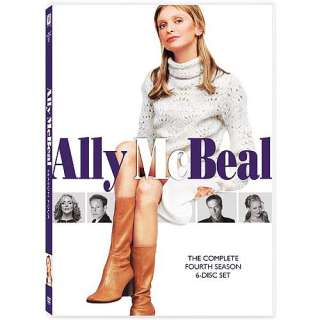 Ally McBeal Season 4 (6 Discs) (Widescreen) TV Shows