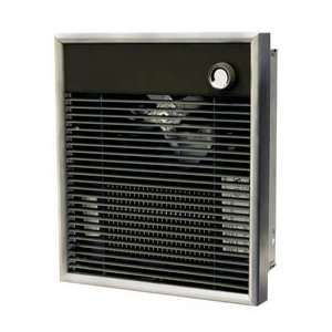 Fan Forced Architectural Wall Heater, 1,800w At 120v