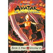 Avatar The Last Airbender   Book 3 Fire, Vol. 4 (Full Frame)