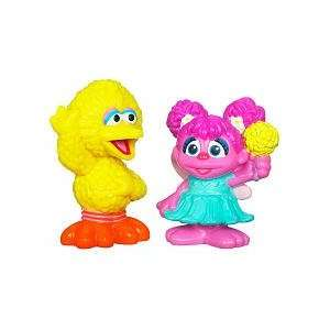 Abby Cadabby & Big Bird Figures Sesame Street Toys & Games