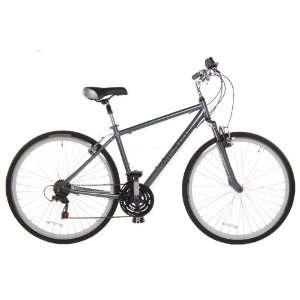 Vilano C1 Mens Hybrid / Comfort Bike   Shimano 21 Speeds