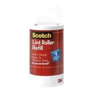 Scotch 56 Layer Lint Roller Refill: Home & Kitchen