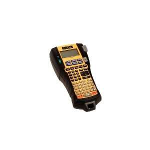 Portable, rugged hand held label printer for datacomm,
