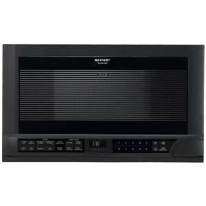 R1210 Sharp Over the Counter Microwave Oven