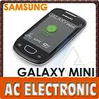 Samsung S5570 Galaxy Mini Grey Android Phone+2GB+5Gifts+1 Year