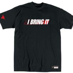 WWE THE ROCK   I BRING IT T SHIRT   ALL SIZES