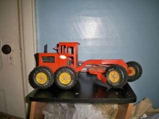 Vintage Toy Tonka Truck Grader