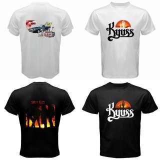 KYUSS t shirt American Stoner Rock Metal Band S 3XL