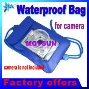 Underwater Waterproof Pouch Dry Bag Beach case for Camera  Mobile